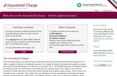 """Minister for the Environment insists household charge site is """"fully secure"""""""