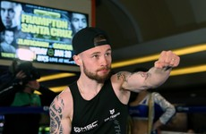 Carl Frampton gets Conor McGregor backing as title clash looms