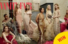 This year's Vanity Fair Hollywood cover has landed, and it features our own Ruth Negga