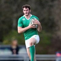 U20 captain Kelly eager to learn as he leads