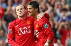 'Being a team player stopped Rooney reaching Ronaldo level'