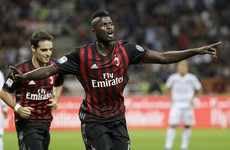 French striker leaves AC Milan to play in Premier League with Watford