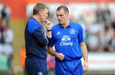 Darron Gibson could be offered a lifeline by David Moyes before the window shuts