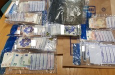Gardaí seize more cash and cannabis in organised crime crackdown