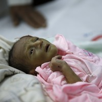 'A child under the age of 10 dying every 10 minutes' - Threat of famine in Yemen