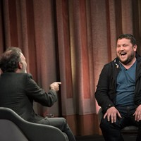 People were seriously impressed with John Connors' interview on The Tommy Tiernan Show