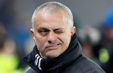 Mourinho mocks Klopp after Man United reach final