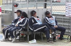 Welcome to the pit stop of sporting weekends