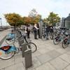 Almost five million journeys were made on city bike schemes in 2016