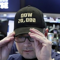 The Dow Jones hit over 20,000 for the first time this week - but what does that mean?