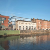 A €20m 'landmark' office building is planned to transform Cork's quays