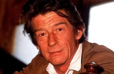 John Hurt loved Ireland so much that he was gutted to find out he wasn't Irish on Who Do You Think You Are?
