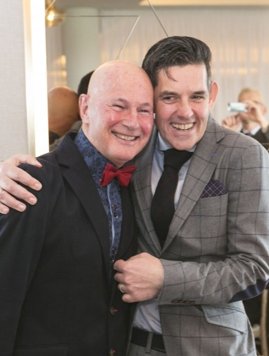 Gay priest marries long-term partner in 'beautiful' ceremony in Clare