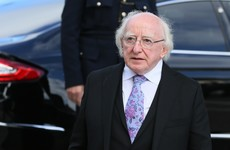 President Higgins calls for fight against politics of fear and hatred while marking Holocaust Memorial