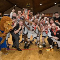 Griffith Swords Thunder make history and claim first ever National Cup after win over Killester