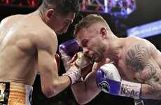 Carl Frampton loses world title in narrow Santa Cruz defeat - but trilogy beckons