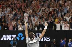 Brilliant Federer overcomes Nadal to claim 18th Grand Slam