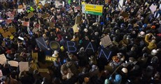In photos: Trump's travel ban sparks protests in airports across the US