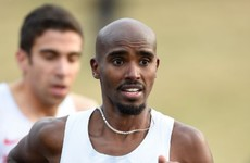 'Trump seems to have made me an alien': Mo Farah hits out at US President