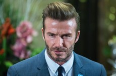 Beckham: Man United humiliated me, but there was no abuse