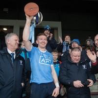 Basquel and O'Gara goals help Dublin's rookie side claim impressive O'Byrne Cup final win over Louth