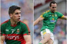 It's going to be a Mayo against Meath battle in the All-Ireland intermediate club football final