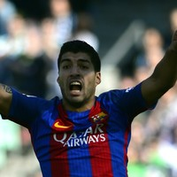 'It was a metre over the line' - Suarez rues Barcelona ghost goal