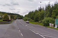 Man dies in vehicle collision with roadside fencing