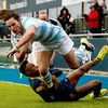 Blackrock lay down an early marker with seven-try win over King's Hospital