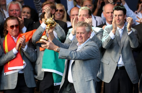 Colin Montgomerie led Europe to glory this year - but believes the selection process needs adjustment.