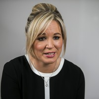Michelle O'Neill: 'Martin and Gerry asked if I was up for the role. I said I was'