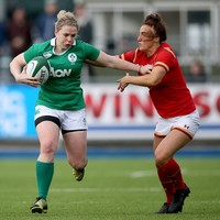 Niamh Briggs out of Ireland's Six Nations opener against Scotland