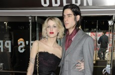 "Peaches Geldof ""delighted"" with pregnancy"