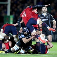 'He's not going to come to Murrayfield and get an armchair ride': Murray still primary target for Scots