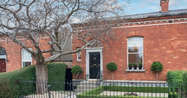 A spacious Victorian redbrick in the heart of Dublin 6