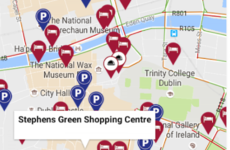 A new app wants to help you find car parking space in Dublin