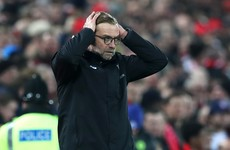 Jurgen Klopp irked by Liverpool fans' impatience