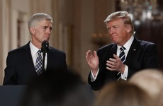 Trump tilts balance of power by unveiling new conservative Supreme Court judge