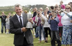 Portrush named as 2012 Irish Open host... and Carton House picked for next year