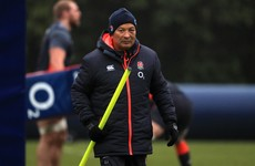 Another injury doubt for England as Jones names 25-man squad for France opener