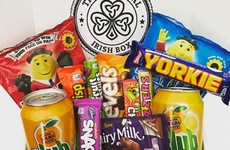 A new subscription box service for emigrants promises you tasty Irish treats every month