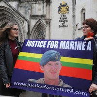 Court allows partial release of video showing British soldier murdering Taliban fighter