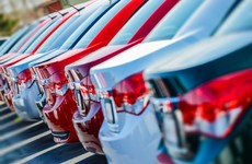 The cost of buying a car has gone down, but fewer new ones were sold last month