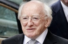 President Higgins announces his Council of State