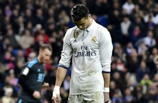 Cristiano Ronaldo 'hurt' by Real Madrid boos