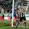 Unfortunate last-minute Ciaran Clark own goal keeps Newcastle off top