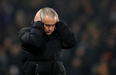 'If you don't know football, you shouldn't have a microphone': Jose walks out of interview
