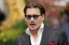 Johnny Depp paid $3m to shoot Hunter S Thompson's ashes out of a cannon
