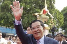 Cambodian PM sues main rival for defamation, threatens to seize and sell opposition HQ if he wins