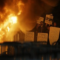 A speech by a famed alt-right activist at Berkeley was cancelled after violent protests last night